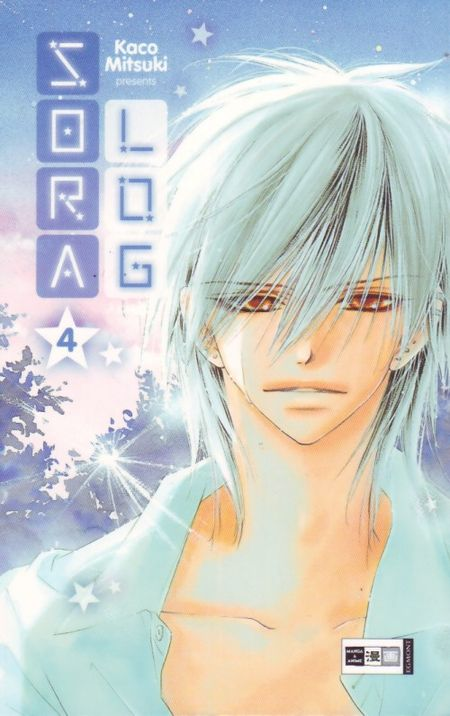 Sora Log 4 - Das Cover