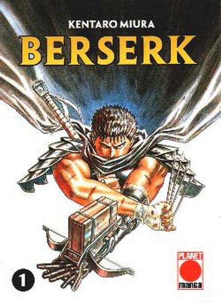 Berserk 1 - Das Cover