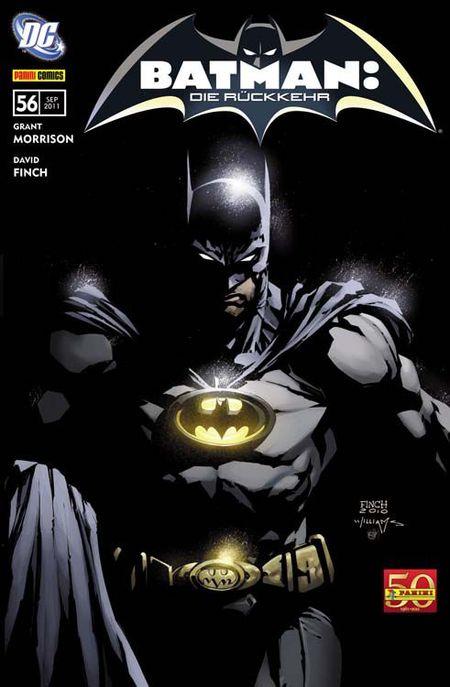 Batman 56 - Das Cover