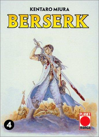Berserk 4 - Das Cover