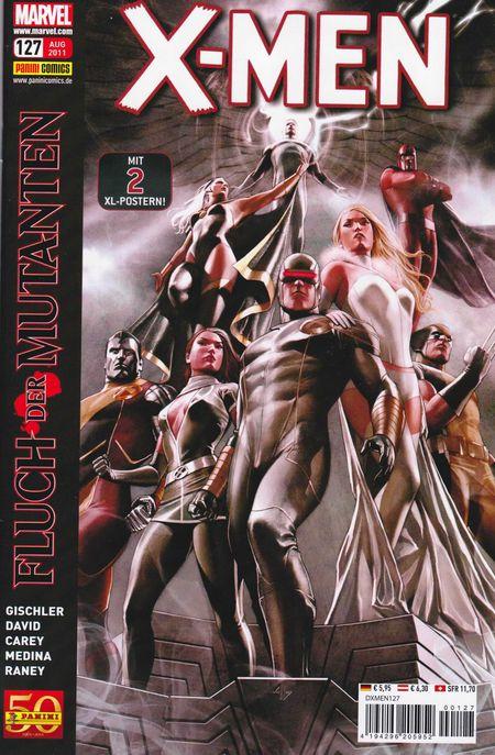 X-Men 127 - Das Cover