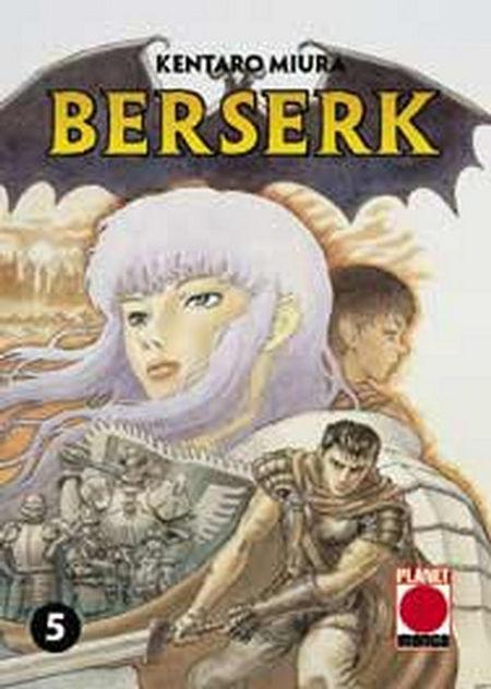 Berserk 5 - Das Cover