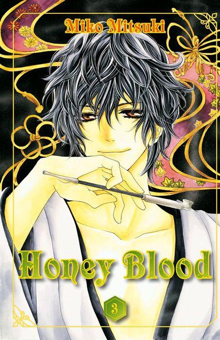 Honey Blood 3 - Das Cover