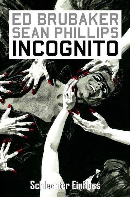 Incognito 2: Schlechter Einfluss - Das Cover