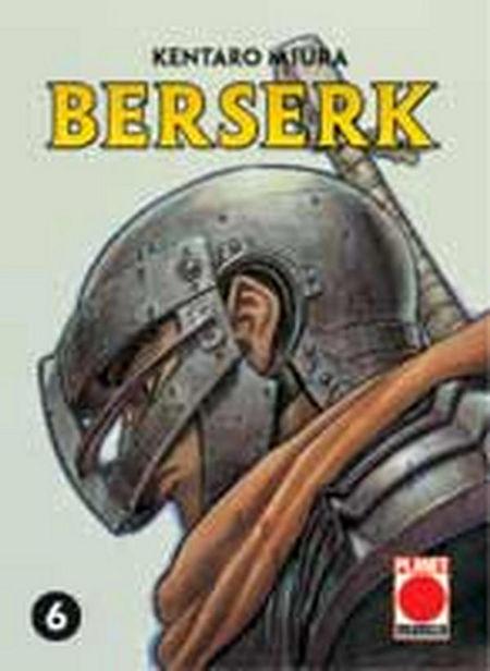 Berserk 6 - Das Cover