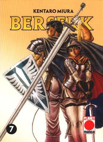 Berserk 7 - Das Cover