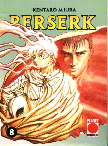 Berserk 8 - Das Cover