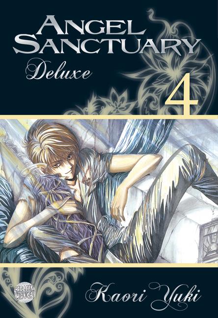 Angel Sanctuary Deluxe 4 - Das Cover