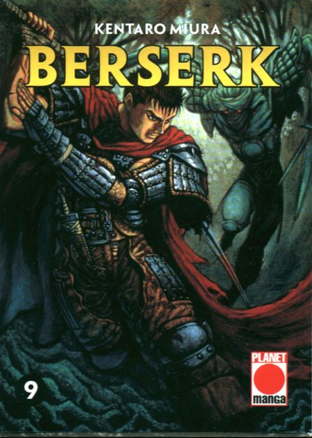 Berserk 9 - Das Cover