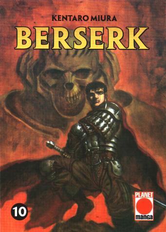 Berserk 10 - Das Cover