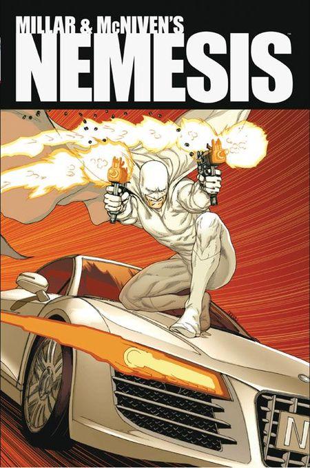 Nemesis [Softcover] - Das Cover