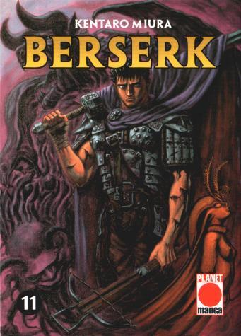 Berserk 11 - Das Cover