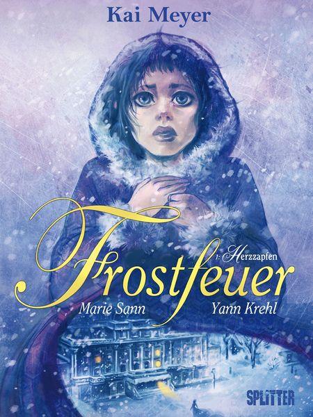 Frostfeuer 1: Herzzapfen - Das Cover