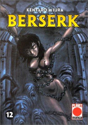 Berserk 12 - Das Cover