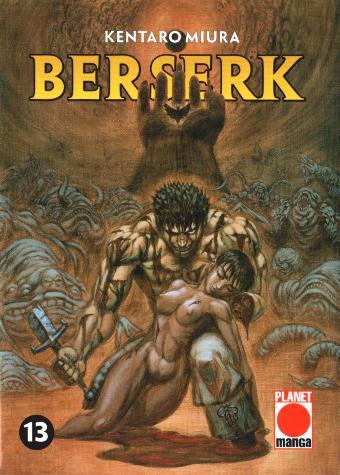 Berserk 13 - Das Cover