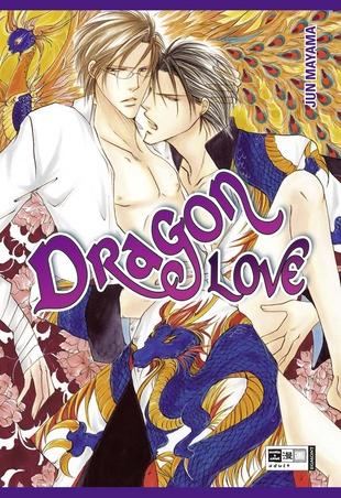Dragon Love - Das Cover