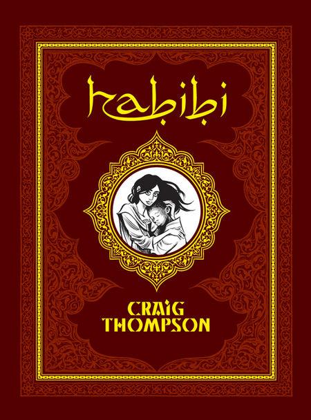 Habibi - Das Cover