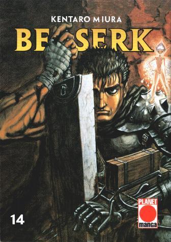 Berserk 14 - Das Cover
