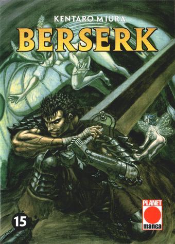 Berserk 15 - Das Cover