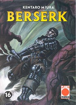Berserk 16 - Das Cover