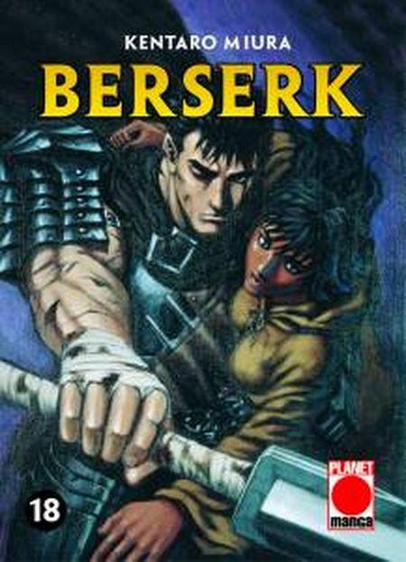 Berserk 18 - Das Cover