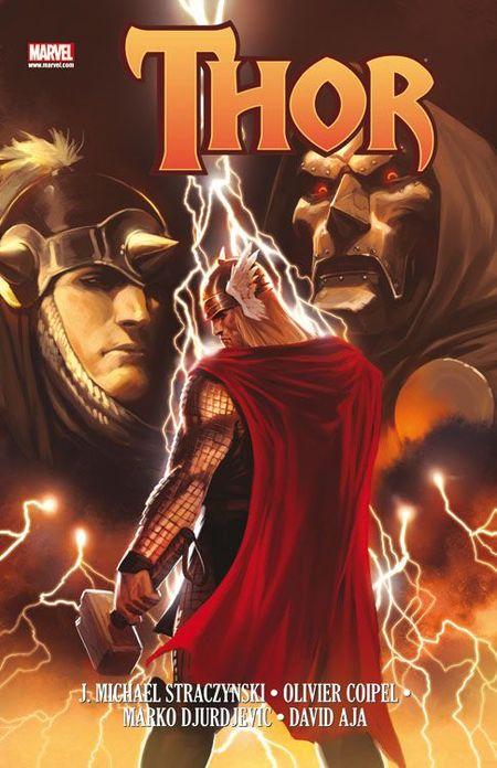 Thor Paperback 3: Triumph - Das Cover