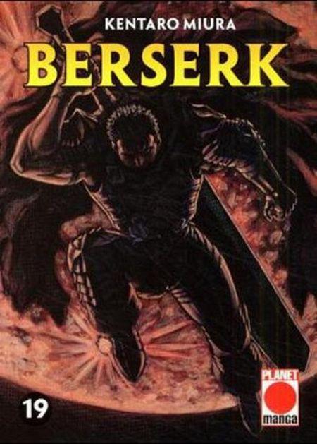 Berserk 19 - Das Cover