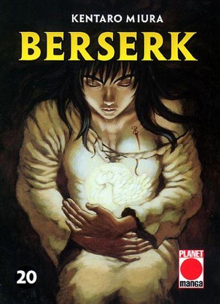 Berserk 20 - Das Cover