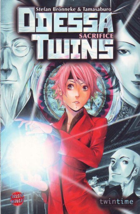 Odessa Twins - Das Cover