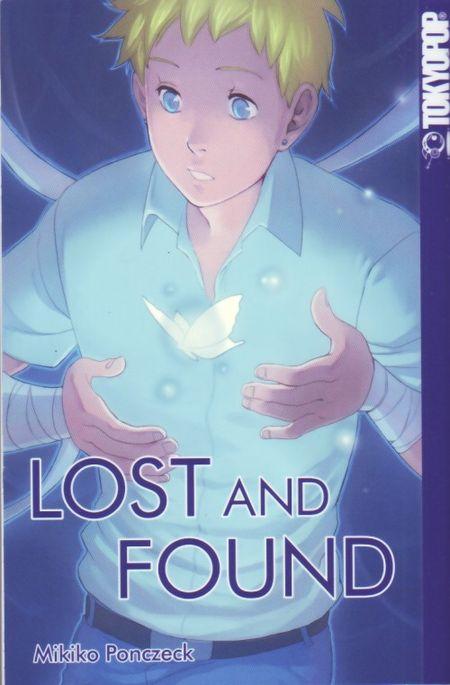 Lost and Found - Das Cover