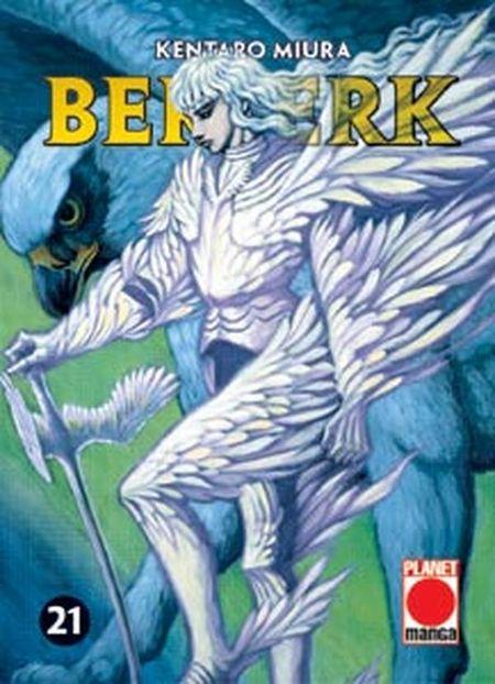 Berserk 21 - Das Cover