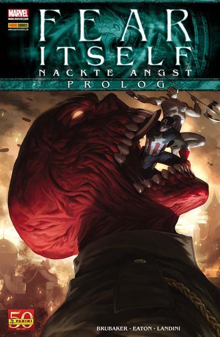Fear Itself - Nackte Angst: Prolog - Das Cover