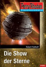 Perry Rhodan Taschenheft 2: Die Show der Sterne - Das Cover