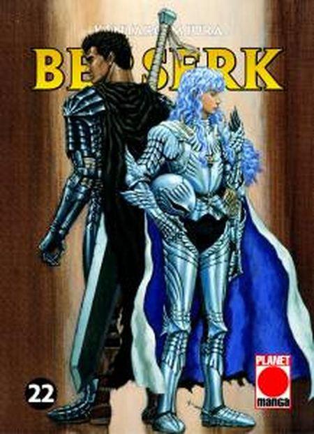 Berserk 22 - Das Cover