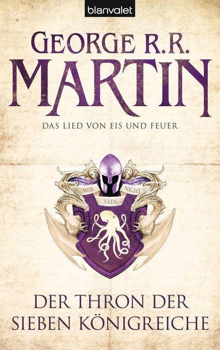 Das Lied von Eis und Feuer 03: Der Thron der Sieben Königreiche - Das Cover