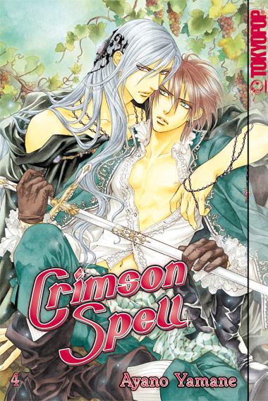 Crimson Spell 4 - Das Cover