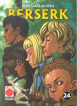 Berserk 24 - Das Cover