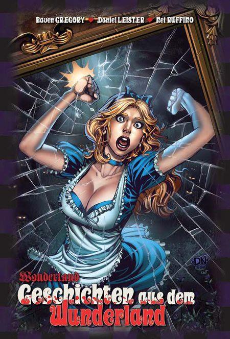 Wonderland 4: Geschichten aus dem Wunderland 1 - Das Cover