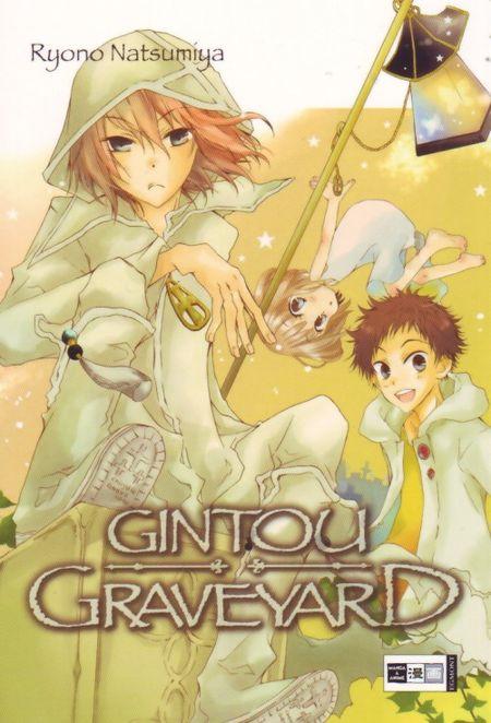 Gintou Graveyard - Das Cover