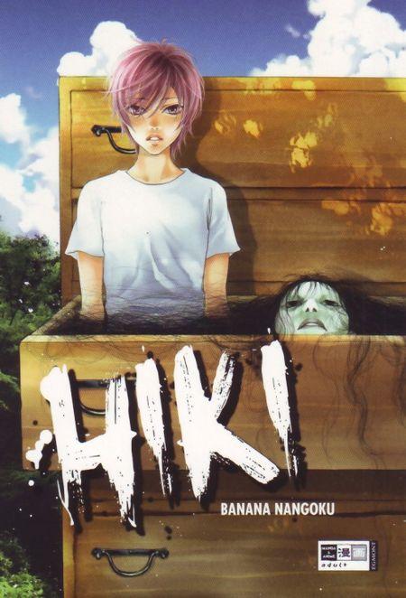 Hiki - Das Cover