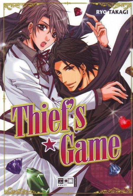 Thief's Game - Das Cover
