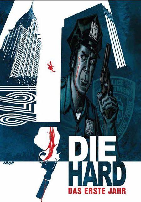 Die Hard – Stirb Langsam - Das Cover