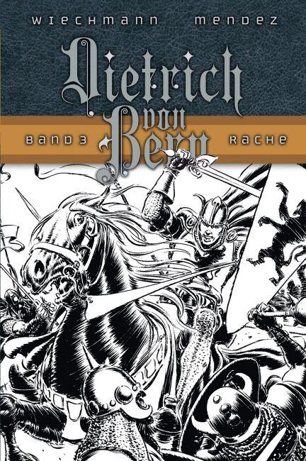 Dietrich von Bern Band 3 - Das Cover