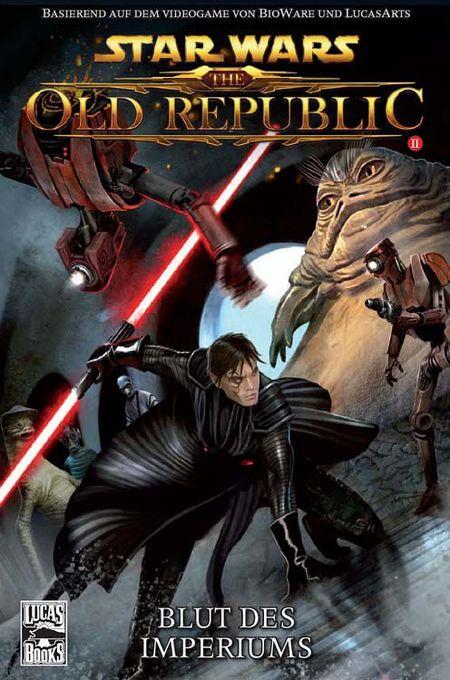 Star Wars Sonderband 61: Blut des Imperiums - Das Cover