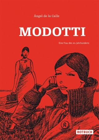Modotti: Eine Frau des 20. Jahrhunderts - Das Cover
