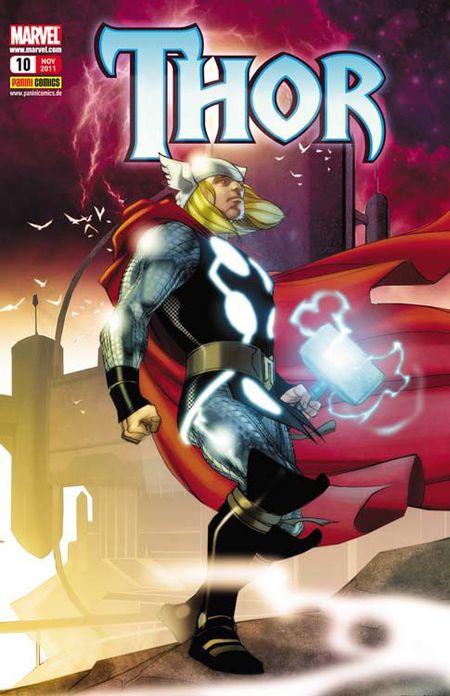 Thor 10: Die Weltzerstörer - Das Cover