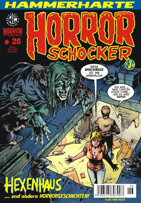 Horrorschocker 26 - Das Cover