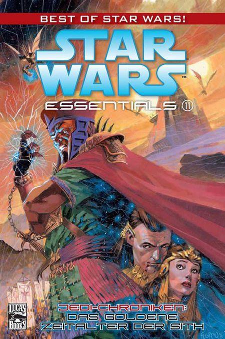 Star Wars Essentials 11 - Das Cover