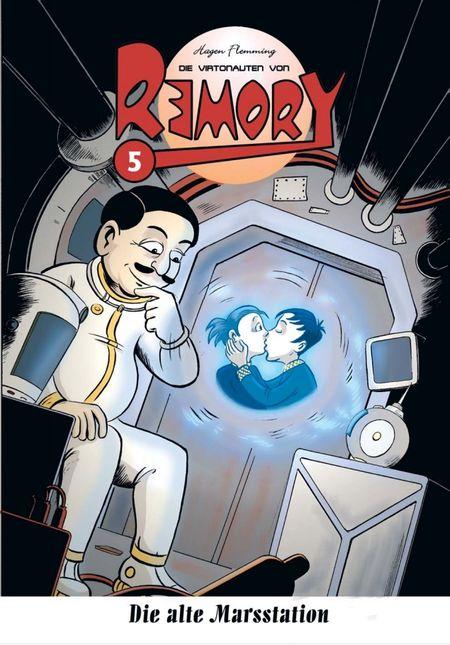 Die Virtonauten von Remory 5 - Das Cover