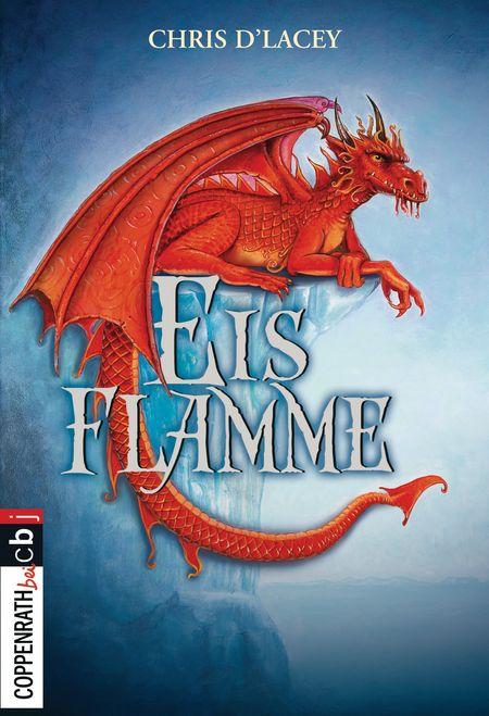 Eisflamme - Das Cover